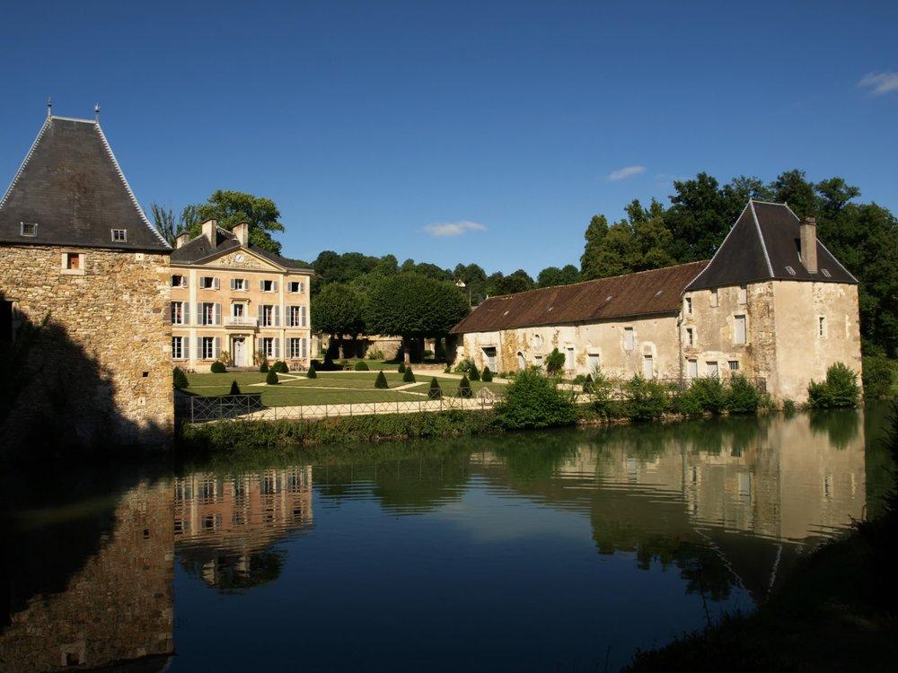 Connu Château de la Pommeraye - Chambres de charme et réceptions au  OS33