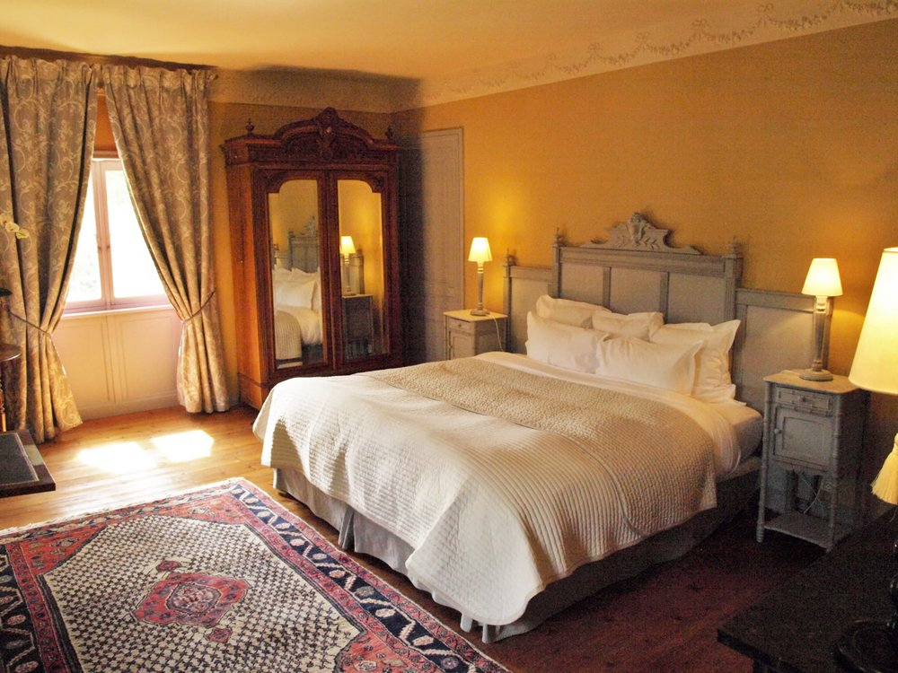 Chateau de la Pommeraye - charming boutique hotel chateau b&b spa normandy calvados bedroom Levants(3).jpg