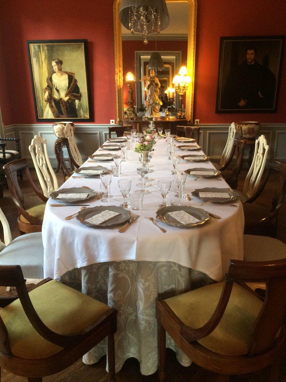 Chateau de la Pommeraye - salle - receptions - mariages - anniversaires - communions - baptemes - normandie - calvados - orne 2.jpg