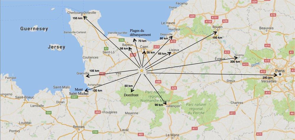 Chateau de la Pommeraye - carte Normandie.jpg