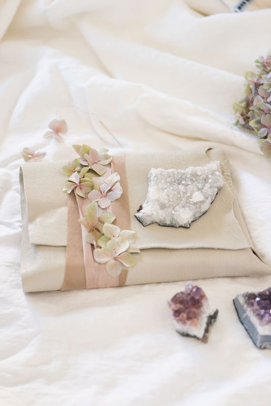 GIFT WRAPPING FLORAL & FABRIC