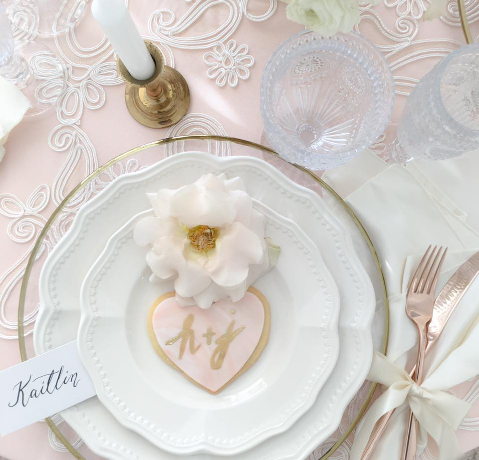 Ivory Curved Edge Dinnerware Plates Salda Delicate Romantic White Calgary Event Decor Rentals Wedding Special Event & Ivory Dinnerware \u2014 Gathered Table Supply Co.