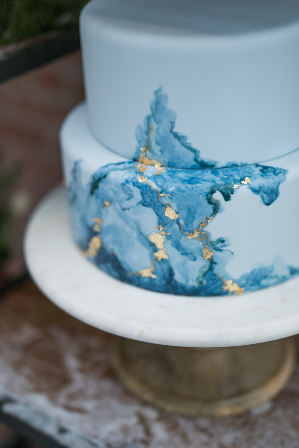 Cake: Handmade Cake Company | Photo: Sofia Katherine Photography