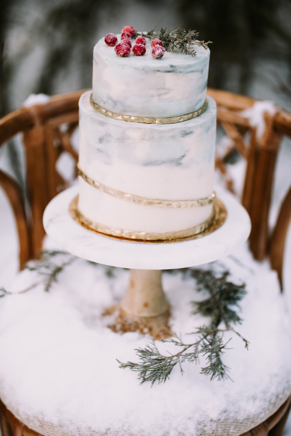 Cake: Bake My Day | Photo: Red Bloom Photography