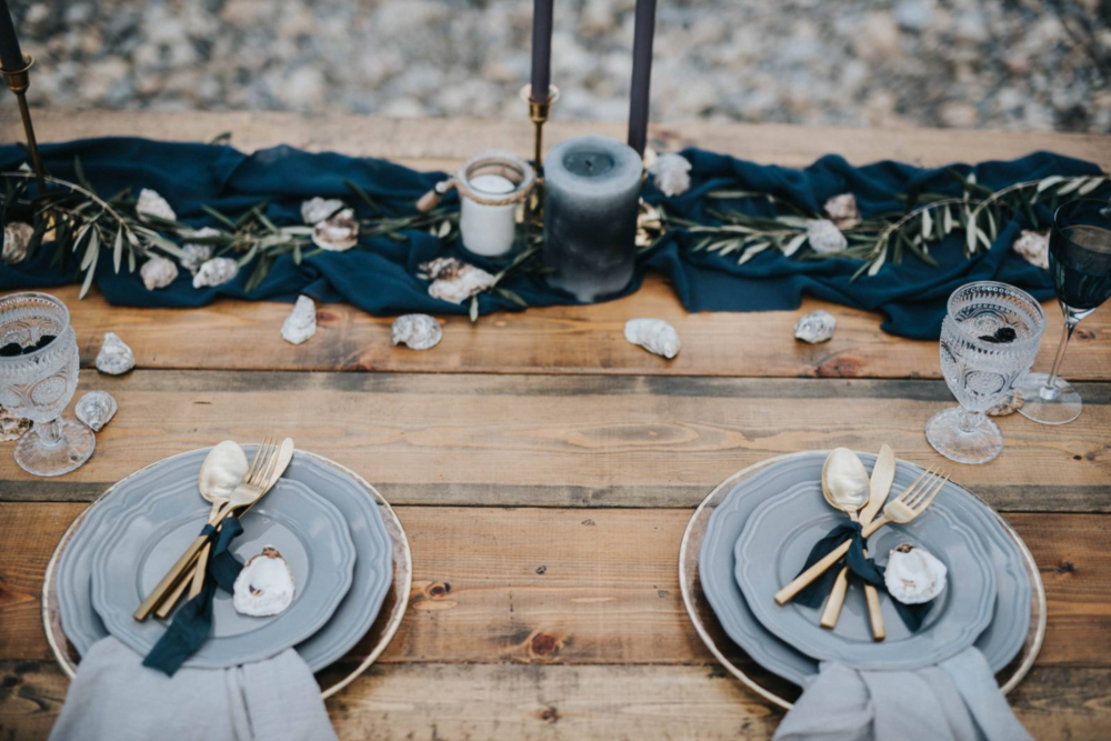 Rocky Mountain Brie: Rocky Mountain Coastal Wedding Inspiration. Click for more.