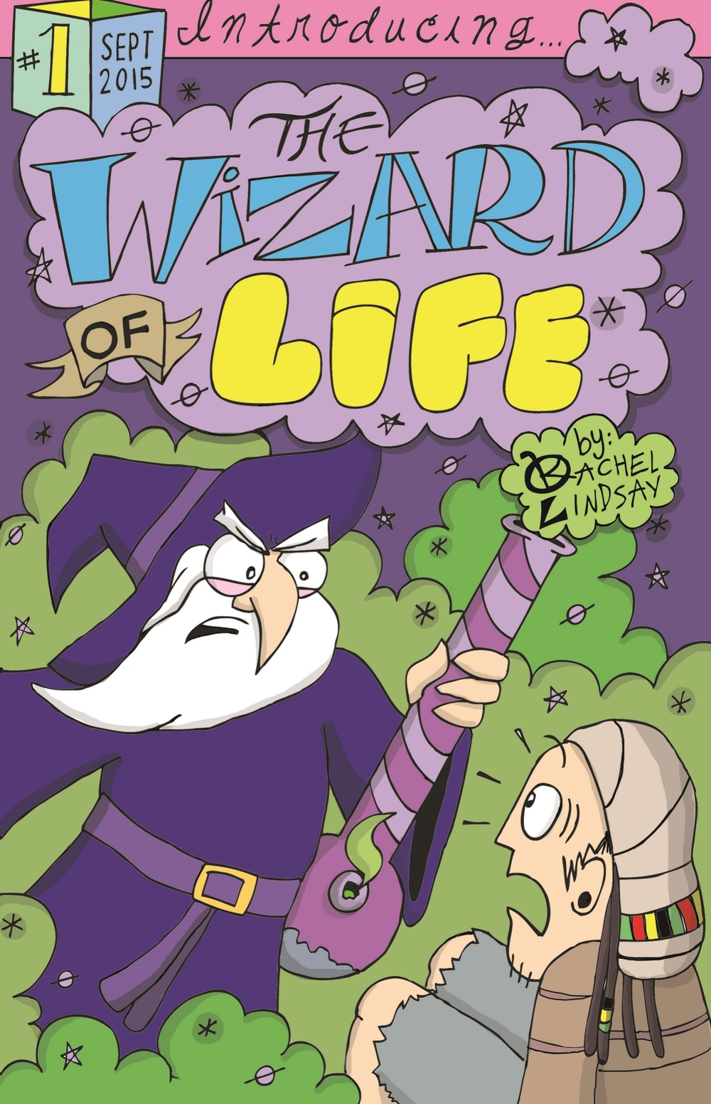 The Wizard of Life #1 - September 2015