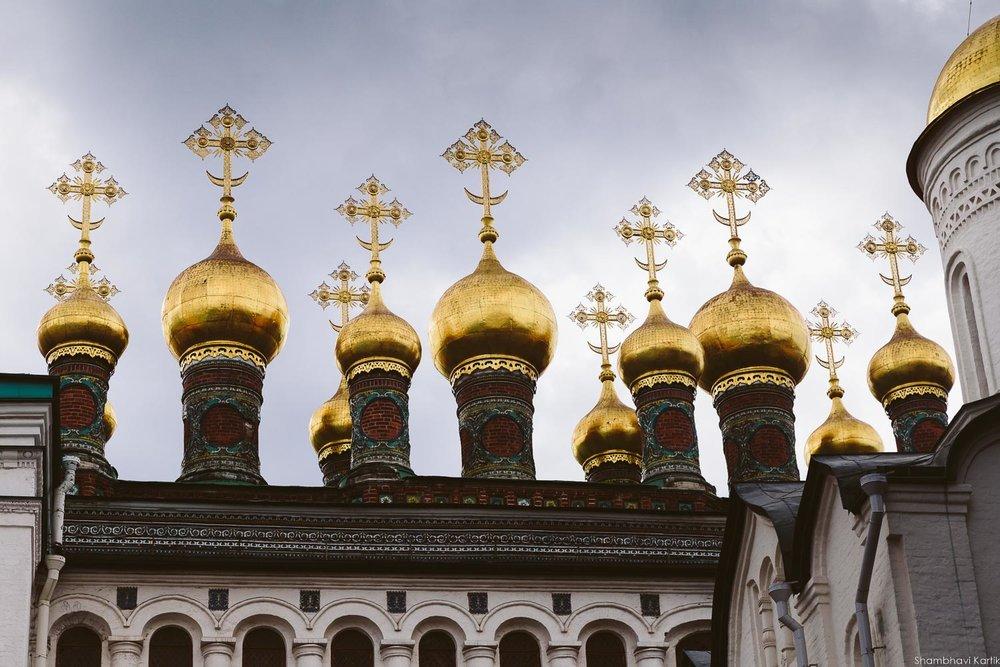 Church of the nativity, Kremlin