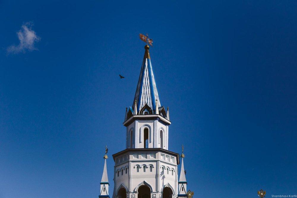 Tower, Izmailovo Kremlin, Moscow