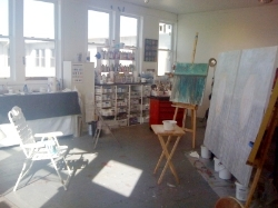 Come and enjoy the sun and light of my studio, with all my cool acrylic toys!