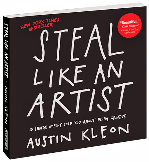 Austin Kleon Steal Like An Artist