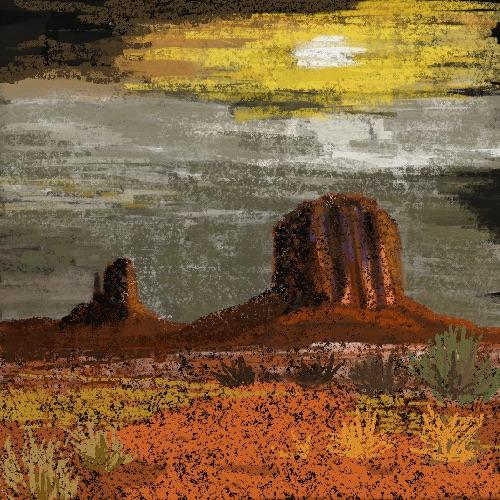 "Tesia Blackburn ""New Mexico 1"""