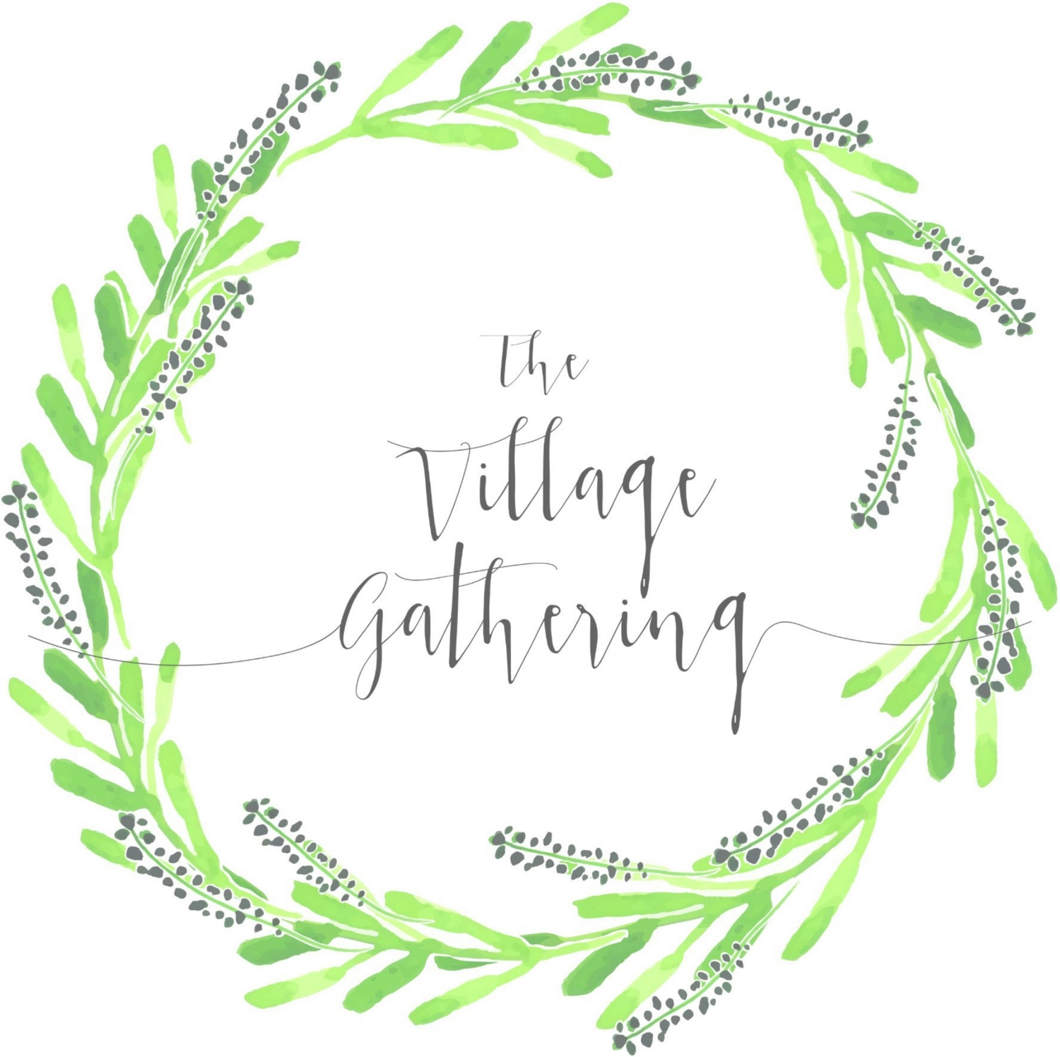 the village gathering