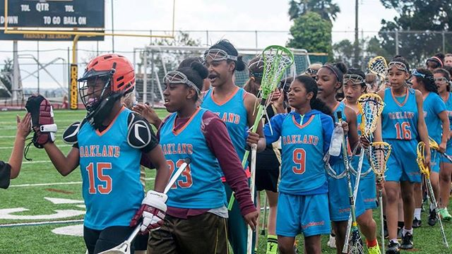 Fall is here, and so are our Fall Ball Clinics! Starting Saturday from October 13th-November 17th, at the Laney College Football Field from 11:30AM-1:30PM*. Play lacrosse, develop leadership skills, and spend your Saturday with our team oriented coaches. Oakland Lacrosse Club will provide sticks and other equipment, just wear athletic shoes and bring water. Clinic is FREE to attend, a waiver will be available on site that needs to be signed by a parent/guardian of all athletes before participation. *Note that October 27th clinic is from 2-4PM.