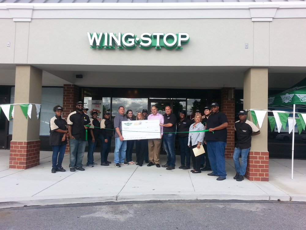 Wingstop Grand Openings 10/12/2016 Waldorf, Maryland 11/2/2016 Manassas, Virginia 11/21/2016 Rockville, Maryland 12/16/2016 New Carrollton, Maryland Wingstop Acquisitions 2/23/2017 San Diego 2 3/20/2017 Denver 4/20/2017 Inland Empire   Stay tuned for more updates on Sizzling Platter!