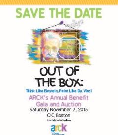 ARCK Gala Save the Date