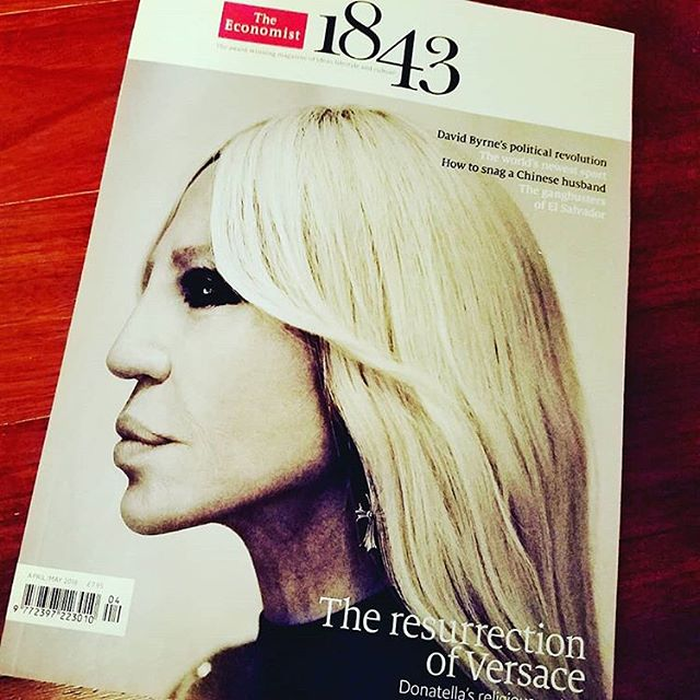 We were so delighted to see this edited excerpt from Leftover In China in the April/May of @1843mag by @theeconomist. Written by previous guest @roseannlake (S1E6), Leftover in China explores the rise of single, career-driven women in China. – And check out @donatella_versace on the cover! She is the former boss of another previous guest, Sophie McKay of @barjewellery (S2E2). – 📷 by @roseannlake