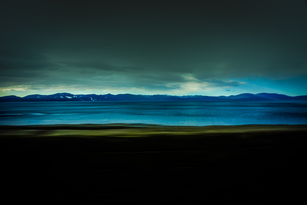Lake Tahoe at Speed
