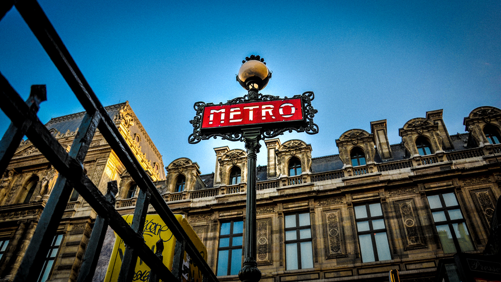 Parisian Metro II