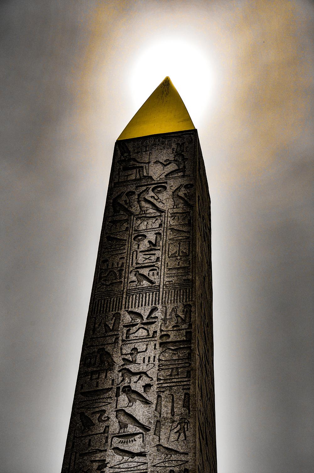 Obelisk in Paris