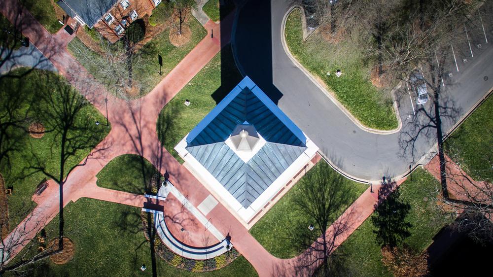 Bell Tower Sun Dial