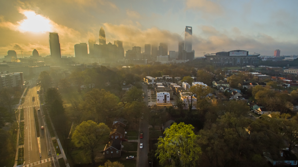 A New Day in Charlotte