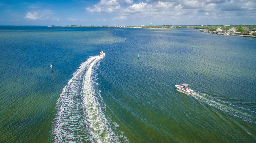 Cruising Tampa Bay