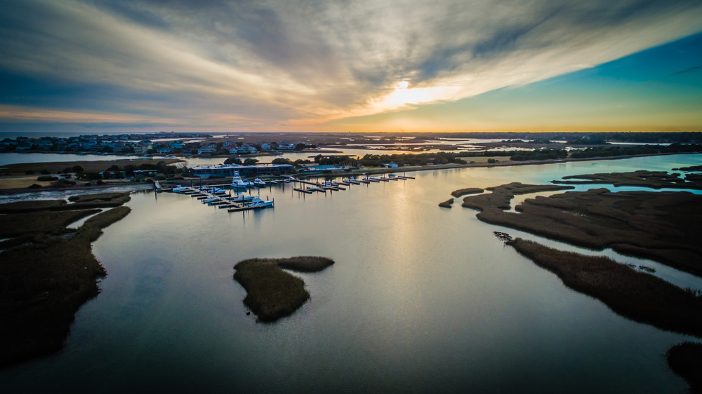 Figure Eight Island Marina