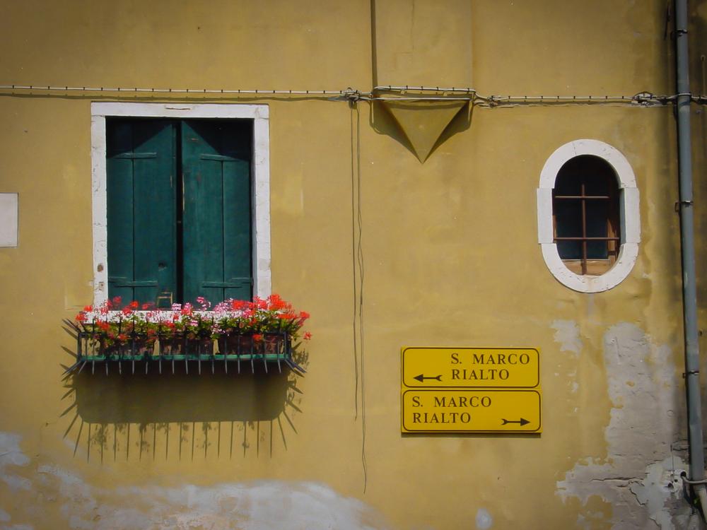 Venetian Directions