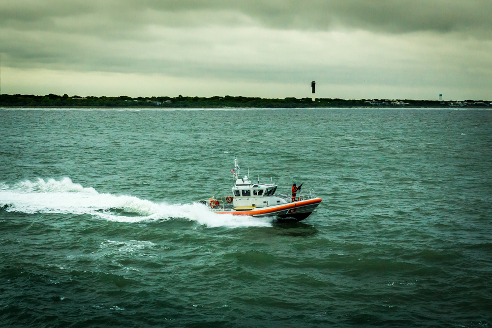 Response Boat Medium USCG RB-M 45743