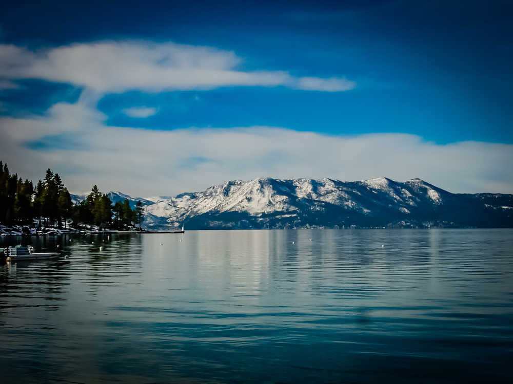 Lake Tahoe from Zephyr Cove