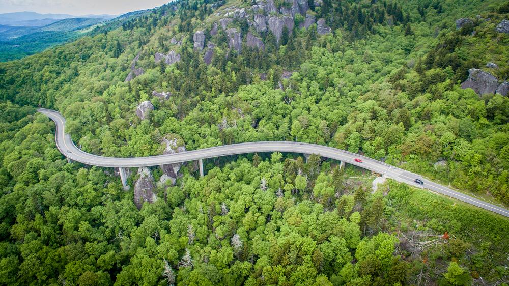 Linn Cove Viaduct II