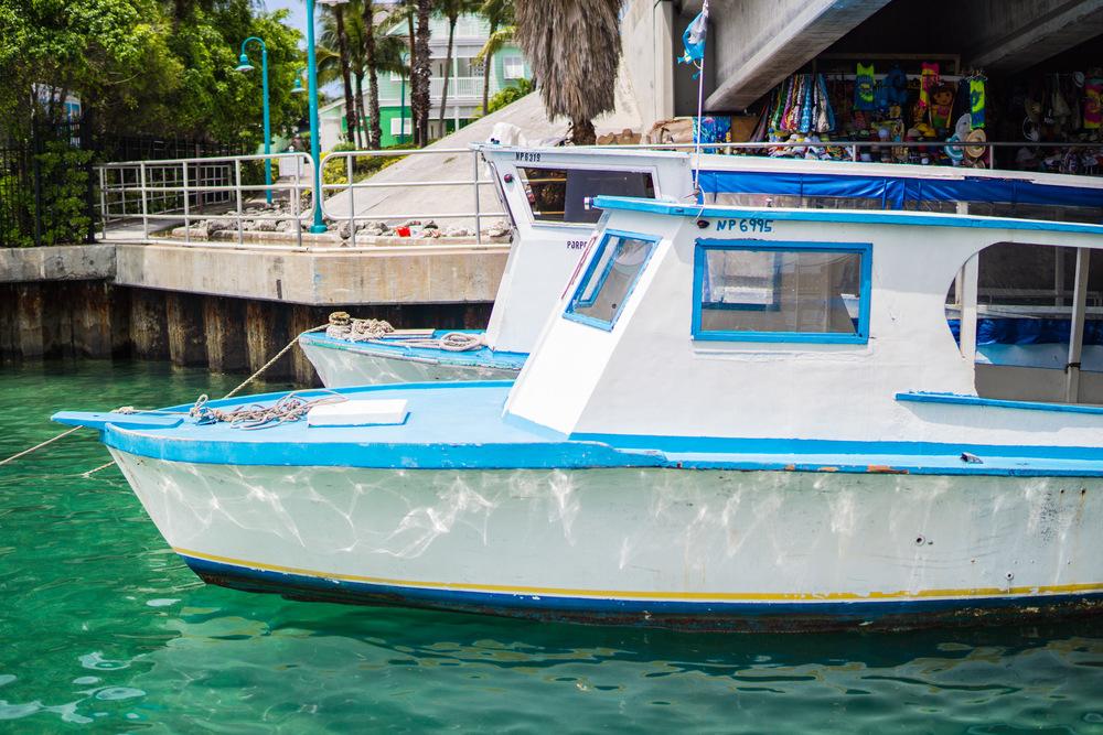 Paradise Island Ferry Terminal Market