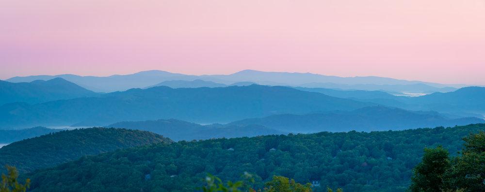 Blue Ridge Layers