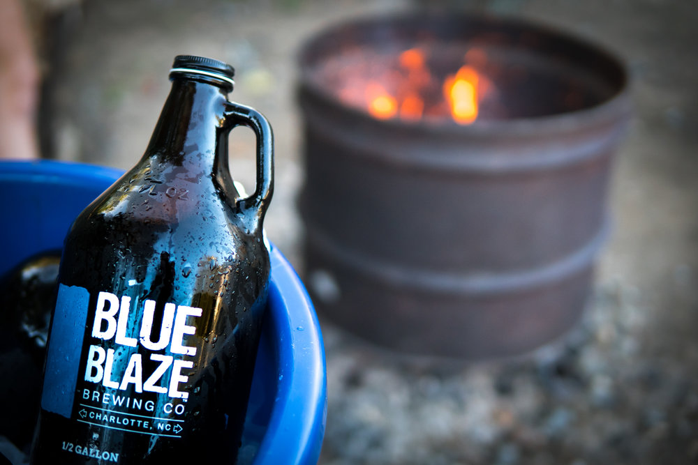 Growlers and Fire
