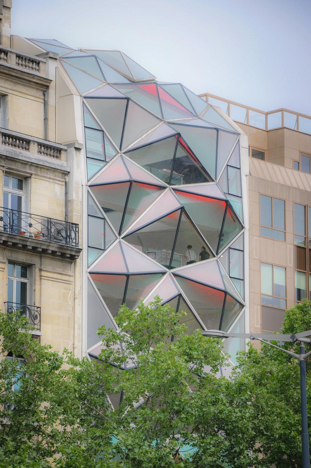 Citroën at 42 Champs Elysée