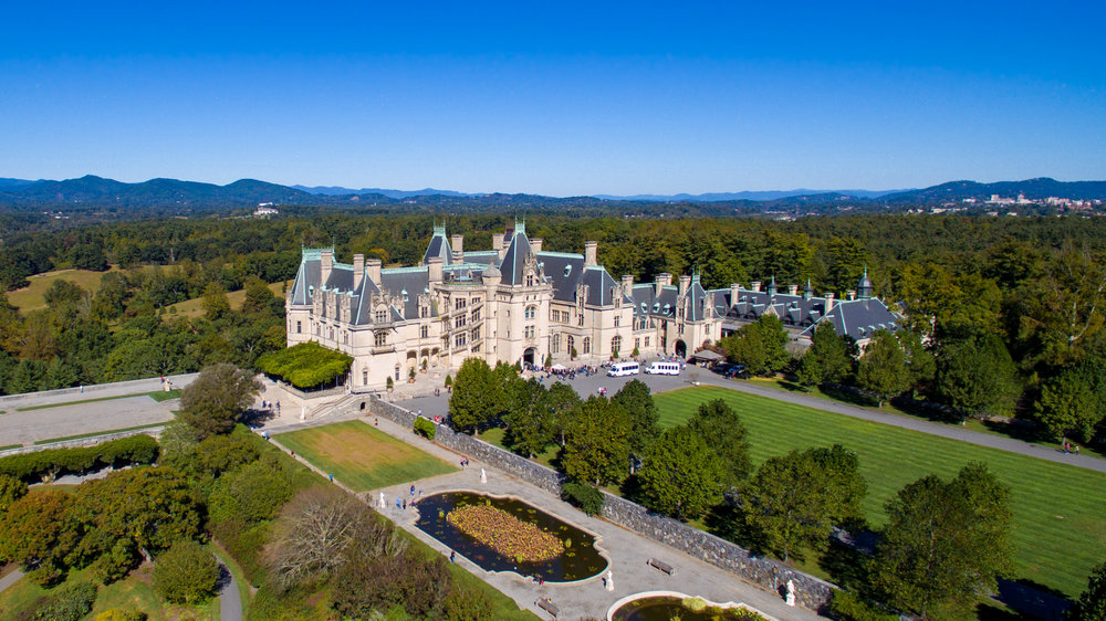 Fall at Biltmore Estate