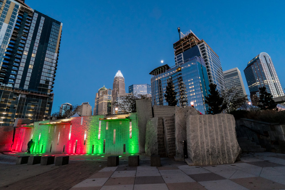 Romare Beardon Park Christmas