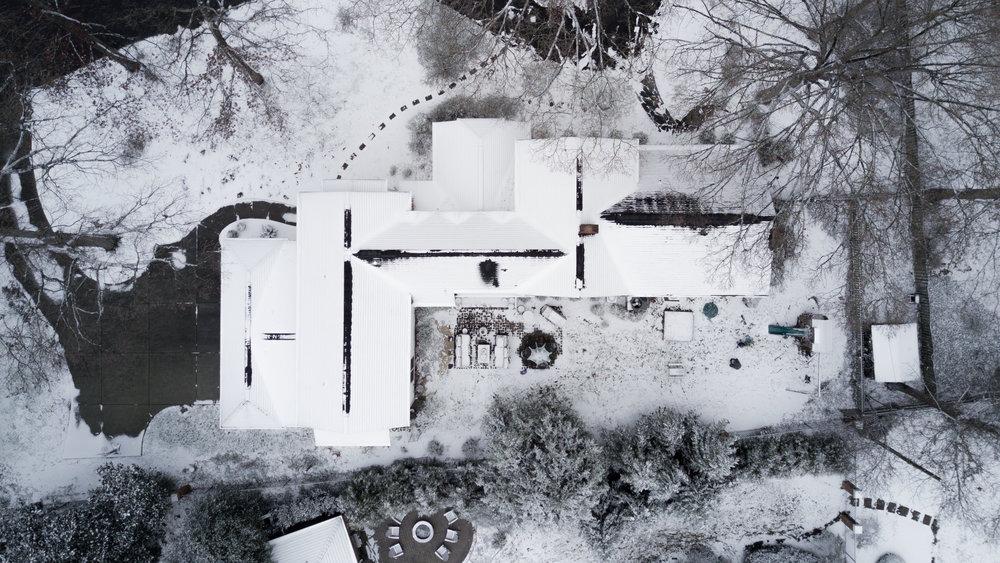 Snowy Home