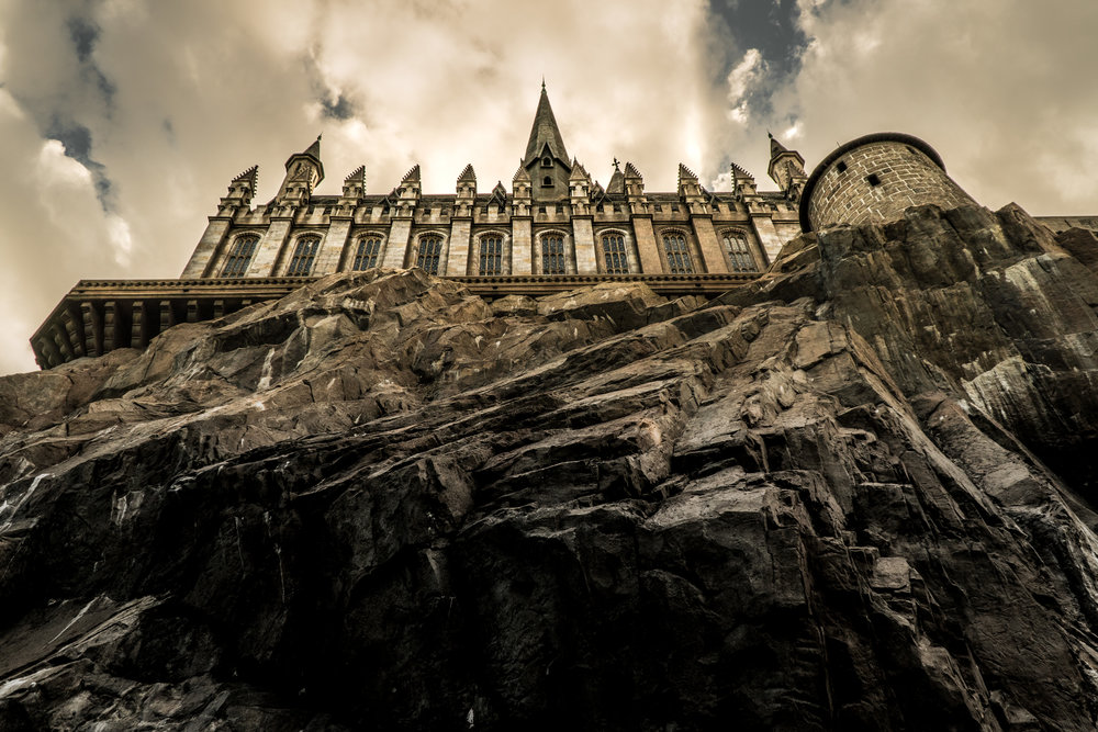 Trouble Brewing at Hogwarts