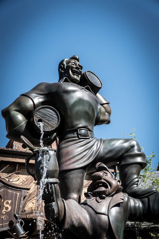 Gaston's Fountain