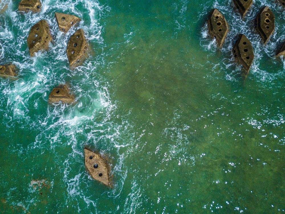 Churning Sea