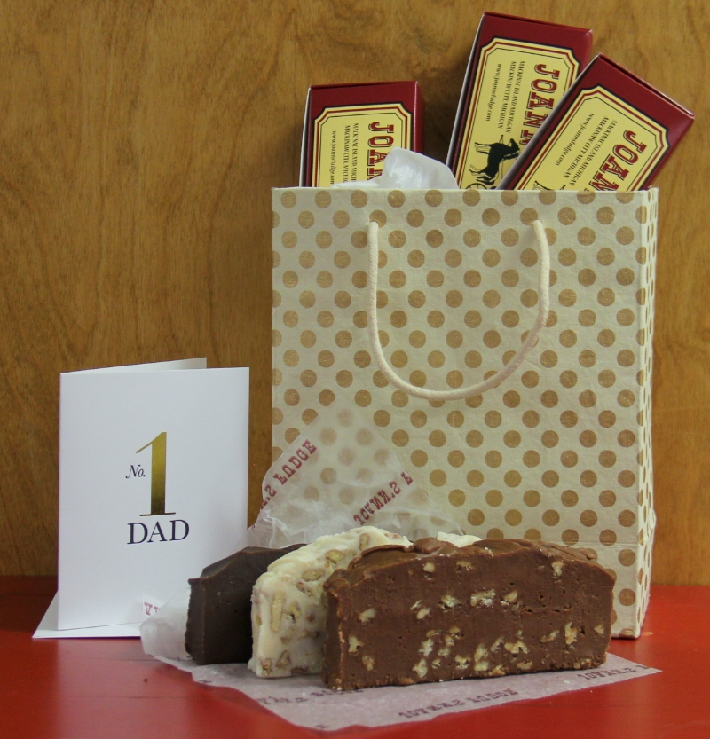 Joann's Fudge is the perfect Father's Day gift!