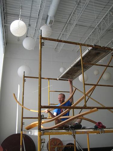 On-site installation