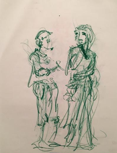 duet-life-study-figure-drawing-cabaret-katrina-eugenia-oil-pastel-on-paper.jpg