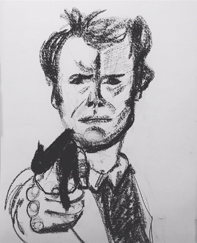 katrina-eugenia-drawing-charcoal-on-paper-dirty-harry-clint-eastwood.jpg