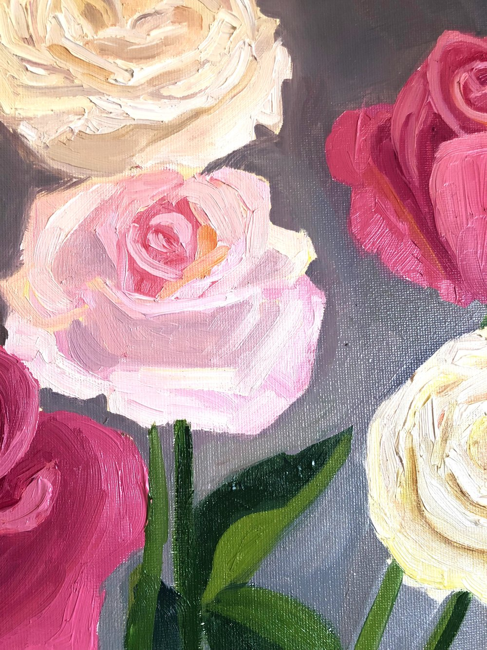 katrina-eugenia-philosophy-skincare-love-philosophy-amazing-grace-amazing-grace-ballet-rose-live-painting-oil-painting13.JPG