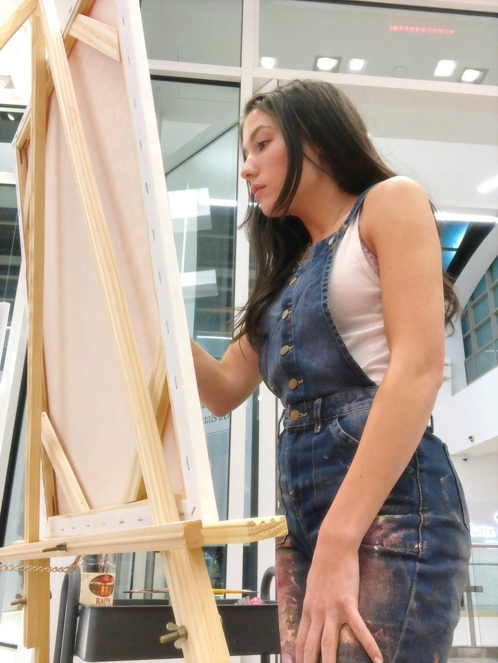 katrina-eugenia-philosophy-skincare-love-philosophy-amazing-grace-amazing-grace-ballet-rose-live-painting-oil-painting15.JPG