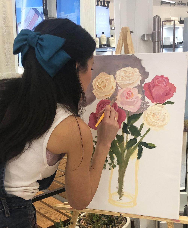 katrina-eugenia-philosophy-skincare-love-philosophy-amazing-grace-amazing-grace-ballet-rose-live-painting-oil-painting27.jpg