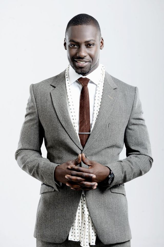 Christopher Attoh in D.E