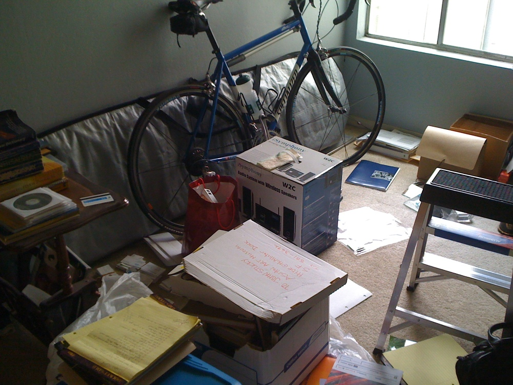 Clutter in the Office